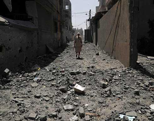 217 شهيداً بينهم 63 طفلا و1500 جريح حصيلة العدوان الإسرائيلي على غزة