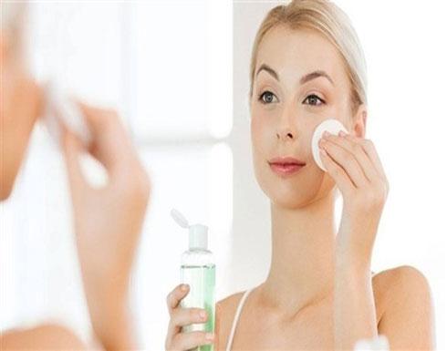 نصائح مفيدة لتنظيف البشرة الجافة