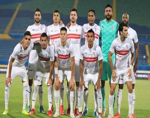 الزمالك يهزم الانتاج الحربي ويحسم لقب الدوري المصري الممتاز لكرة القدم