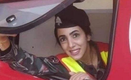 بالصور.. شاب يرثي خطيبته في تفجير بيروت: حرقتيلي قلبي