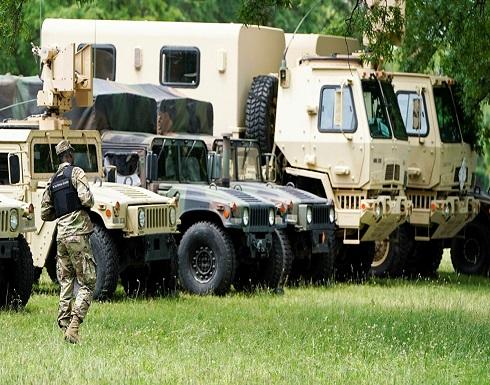 البنتاغون: القوات التي ذهبت إلى واشنطن لمواجهة الاحتجاجات عادت إلى قواعدها