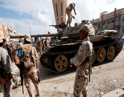 الناتو: ليبيا طلبت تدريب وتطوير قواتها