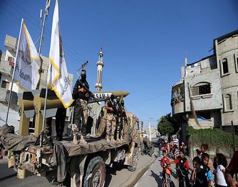 القسام تعلن استهداف بارجة في عرض البحر قبالة شواطئ غزة