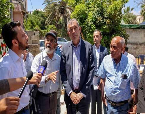 """مفوض """"الأونروا"""" يرفض الانتقادات الموجهة لمدير العمليات ونائبه بغزة"""