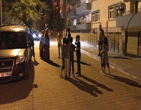 زلزال بقوة 5.2 درجات يضرب شرقي تركيا