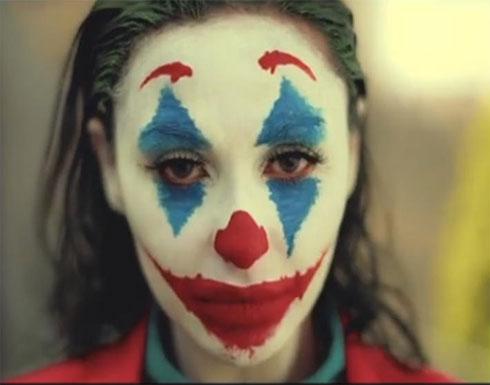 """بالفيديو : ميس حمدان تنشر كواليس جلسة تصوير """"الجوكر"""""""