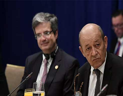 وزير الخارجية الفرنسي: على طالبان إثبات أنها تغيرت بالأفعال لا بالأقوال