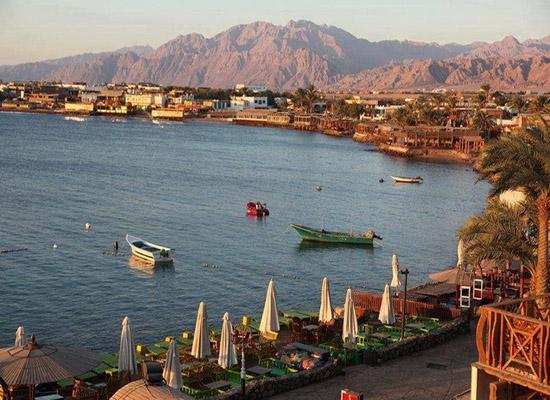 """زلزال يضرب مدينة """"دهب"""" المصرية"""
