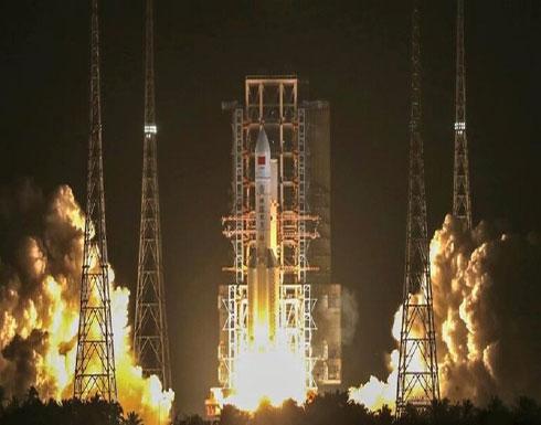بالفيديو : الصين تطلق أحد أقوى صواريخ الفضاء في العالم