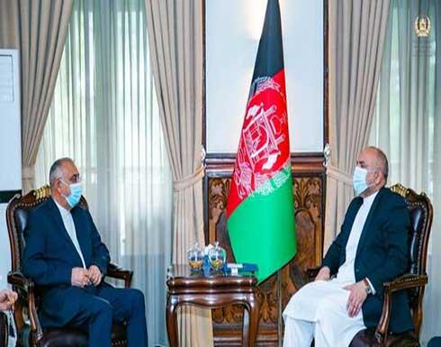 أفغانستان توافق مبدئيا على اجتماع ثلاثي مع إيران وباكستان حول عملية السلام