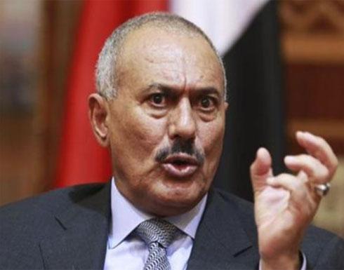أنباء متضاربة عن مصير صالح بعد تفجير منزله