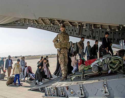 بريطانيا تنهي عمليات الإجلاء من أفغانستان اليوم