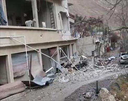 النظام يمدد مهلته للمعارضة بريف دمشق