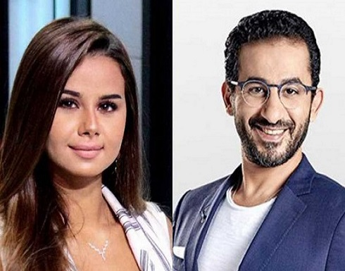 أحمد حلمي يسخر من منة عرفة لهذا السبب..فيديو