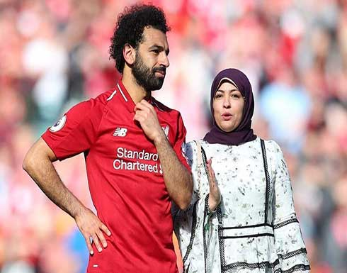 ما حقيقة انفصال المصري صلاح عن زوجته ماجي؟ (صور)