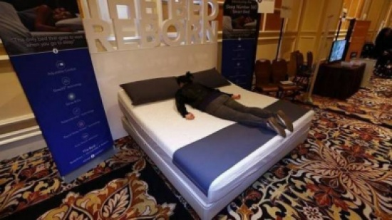 بالفيديو: سرير ذكي لمنع الشخير!