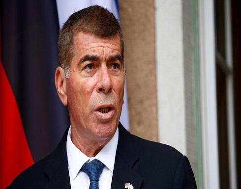 """إسرائيل تستدعي السفير الفرنسي على خلفية كلام لودريان عن """"دولة أبارتهايد"""""""