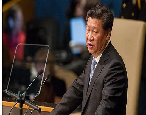 الرئيس الصيني يتعهد بإعادة تايوان إلى بلاده بالوسائل السلمية