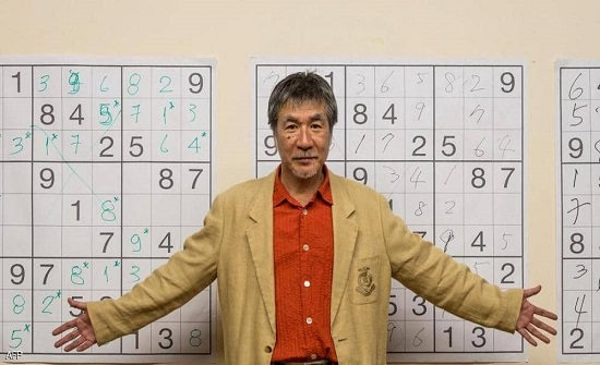 وفاة ماكي كاجي.. عراب السودوكو الياباني