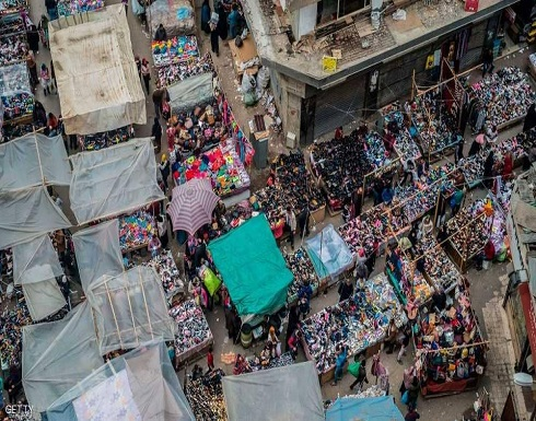ارتفاع التضخم السنوي في مصر