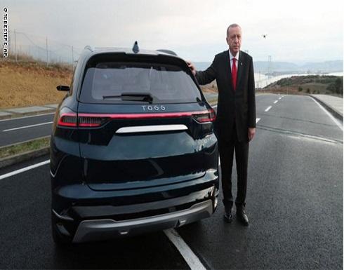 اردوغان : سنكون اصحاب اول سيارة رياضية كهربائية في اوروبا