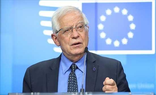الاتحاد الأوروبي يؤكد على حل الدولتين للصراع الفلسطيني الإسرائيلي
