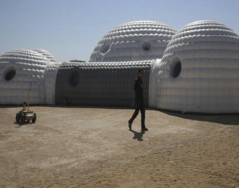 """""""ناسا"""" تكشف عن تصميم مستوطنات للبشر على المريخ... ومعدات لتصنيع المياه والأكسجين"""