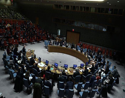 """مجلس الأمن """"قلق بشدة"""" إزاء تجدد """"العنف"""" في غزة"""