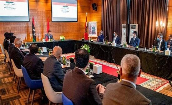 ليبيا.. اتفاق حول المناصب السيادية بمحادثات بوزنيقة