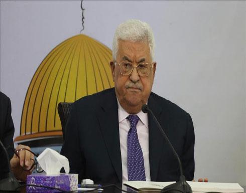"""وزير الأمن الداخلي الإسرائيلي يدعو لمنع عودة """"عباس"""" للضفة"""