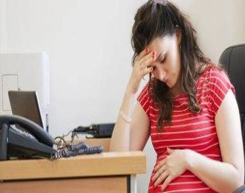 كيف يؤثر الضغط النفسى على صحة الحمل والطفل بعد الولادة ؟