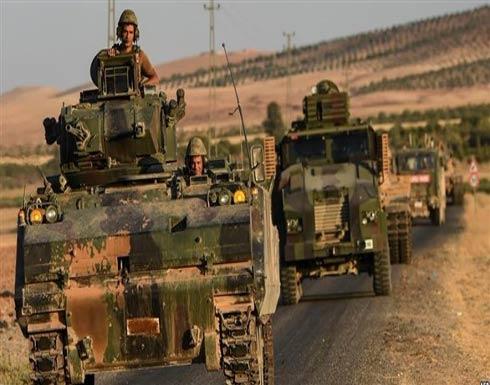 تركيا تقيم نقطة مراقبة جديدة في إدلب
