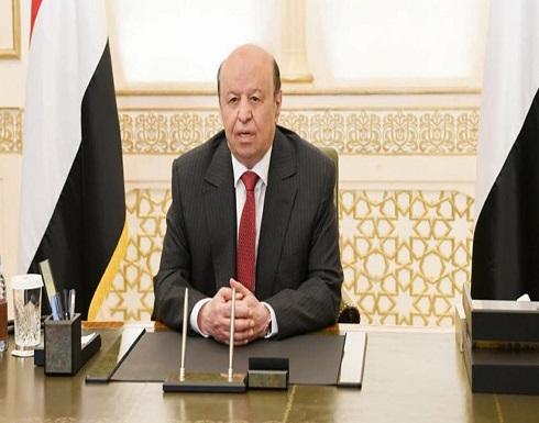 الرئيس اليمني يوجه بإجراء تحقيق في هجوم مطار عدن