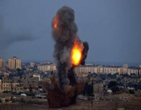 طائرات إسرائيلية تغير على أهداف لحماس في غزة