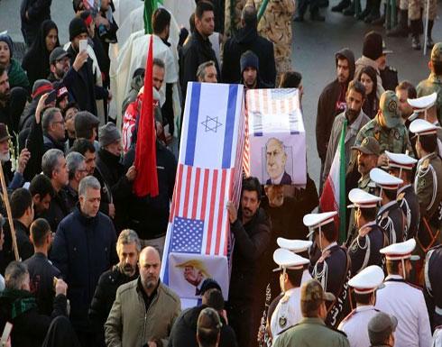"""وصية لإسرائيل: """"الطريقة الأمريكية"""" أنجع الوسائل ضد تهديدات طهران"""