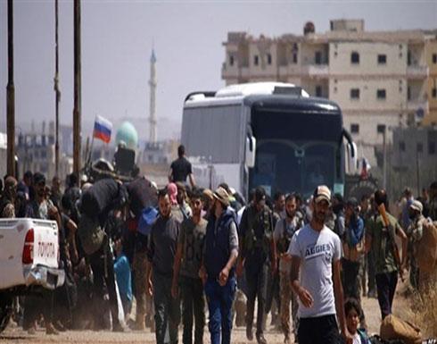 سوريا: إجلاء دفعة جديدة من المعارضة من درعا