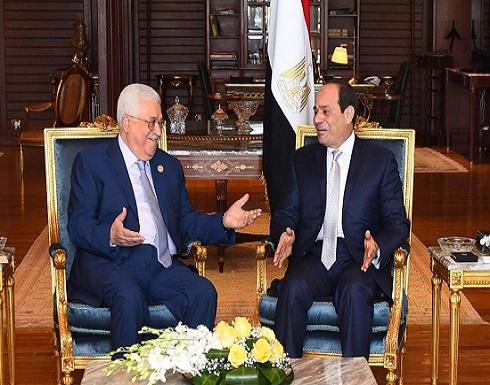 """عباس إلى القاهرة.. والهدف """"التنسيق وتبادل المعلومات"""""""
