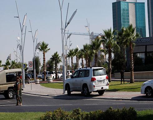 شاهد : قتلى بينهم نائب القنصل التركي بهجوم في اربيل العراق