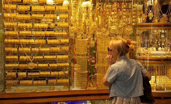 3ر27 دينار سعر غرام الذهب في الاسواق الأردنية