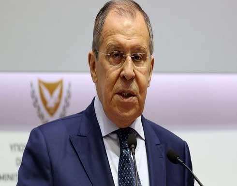 لافروف: تطوير العلاقات مع إيران من أولويات السياسة الخارجية لروسيا