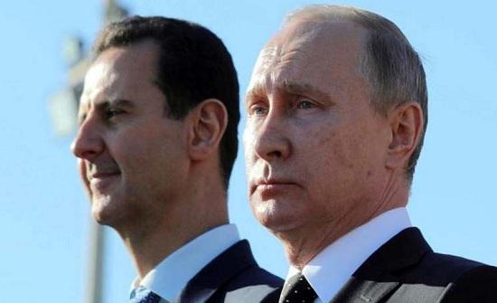 """"""" هآرتس″: المنطقة في أزمة .. والكل بانتظار بوتين"""