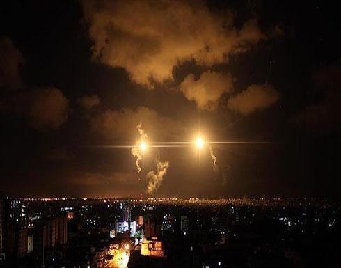 """غزة.. الجيش الإسرائيلي يقصف مواقع لـ""""حماس"""""""