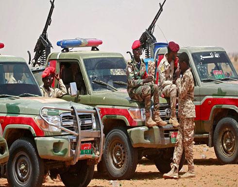 الجيش الإثيوبي يقصف بالمدفعية معسكراً سودانياً