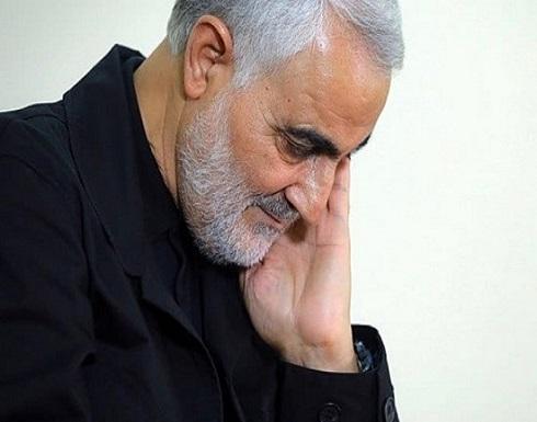 تمثال لسليماني بإيران يثير سخرية وانتقادات مغردين (فيديو)