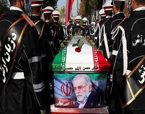 الأمن القومي الإيراني: كنا نعلم بوجود مخطط لاغتيال زاده