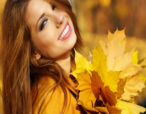 خطوات العناية بالبشرة في فصل الخريف