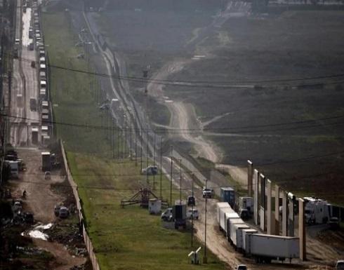 حرس الحدود الأمريكي يحتجز 100 ألف مهاجر على حدود المكسيك