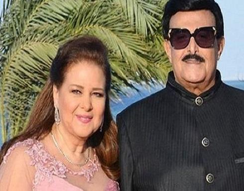 """رسالة مؤثرة من دلال عبدالعزيز لزوجها الراحل سمير غانم:""""شد حيلك"""""""