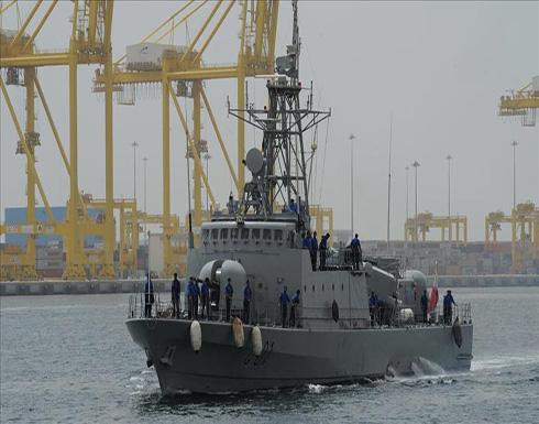 تمرين مشترك بين القوات البحرية القطرية والبريطانية