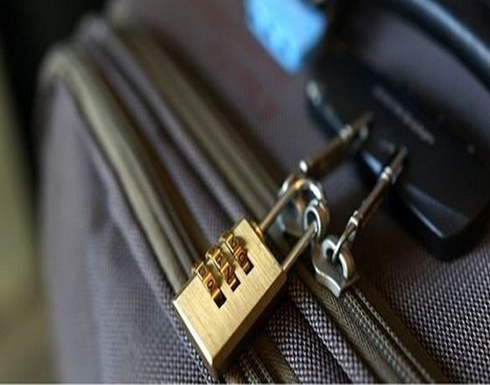 معلومة خطيرة من موظف بالمطار بشأن وضع الأقفال على حقائب المسافرين